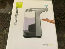 simplehuman Sensor Pump Touchless Soap Dispenser