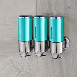 Shower Soap Dispenser Wall Mount Shower Soap Shampoo Conditi