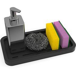 Sponge Holder - Kitchen Sink Organizer - Sink Caddy - Silico