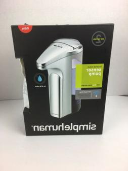 Simple Human Compact Sensor Pump ST1019 Soap Dispenser No To