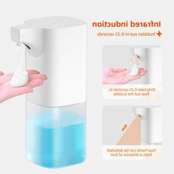 Simplehuman Sensor Soap Pump Dispenser ~ 350ml ~ Brushed Nic