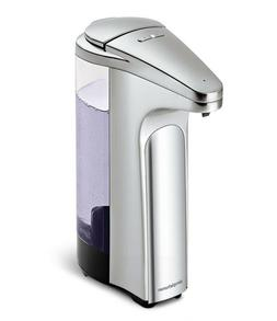 Simplehuman Soap Dispenser Sensor Pump, Brushed Nickel ST101
