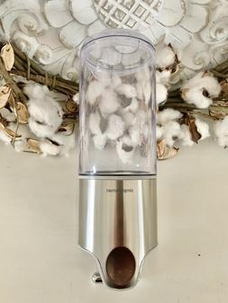 Simplehuman Single Wall Mount Shower Soap Dispenser Pump - S