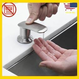 Sink Soap Dispenser WENKEN Stainless Steel Kitchen Sink Soap