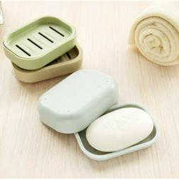 Soap Case Dish Dispenser Holder Box Container Holder Travel