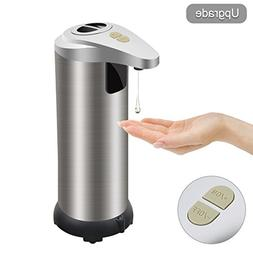 LOHOTEK Soap Dispenser, Automatic Soap Dispenser Touchless S