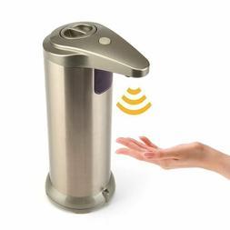 Soap Dispenser Stainless Steel Handsfree IR Sensor Automatic