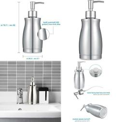Soap Dispenser - Stainless Steel Rust and Leak Proof System
