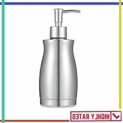 SOAP DISPENSER Stainless Steel Rust Leak Proof System Bathro