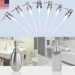 Soap Pump Nozzle Liquid Lotion Foaming Dispenser Replace Sha