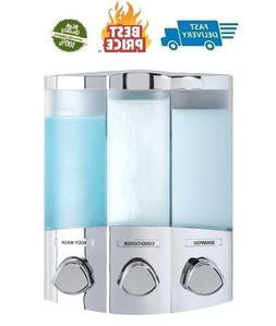 Soap Shampoo Dispenser Shower Wall Mounted Bathroom Conditio