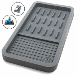 Sponge Holder By Mokimade - Soap Dispenser Tray And Kitchen