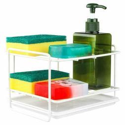 Sponge Holder Sink Organizer Rack Quickly Drain for Sponges