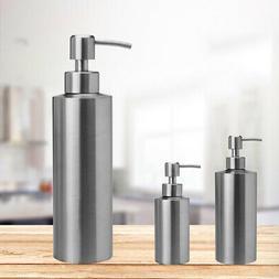 Stainles Steel Hand Soap Bottle Soap Dispenser Shampoo Bottl