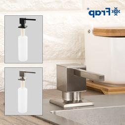 FRAP Stainless steel <font><b>sink</b></font> with detergent