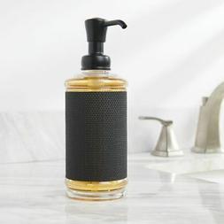 mDesign Tall Plastic Liquid Hand Soap Dispenser Pump Bottle