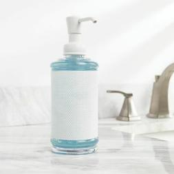 mDesign Tall Plastic Liquid Hand Soap Dispenser Pump Bottle