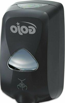 GOJO TFX TOUCH FREE AUTOMATIC FOAM SOAP DISPENSER 1200ML BLA