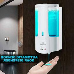 automatic soap dispenser sanitizer hands free ir