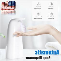 touchless automatic soap dispenser handsfree ir sensor