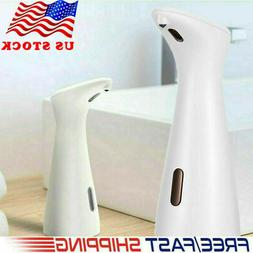Touchless HandsFree Automatic Soap Dispenser Liquid Hand Was