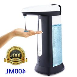 Touchless Soap Dispenser, Battery Operated Electric Automati