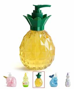 Tri-Coastal Design Novelty Pineapple Hand Soap Pump Dispense