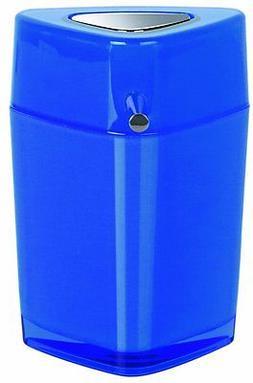 Trix Acrylic Soap Dispenser Blue Swiss Design Branded Produc