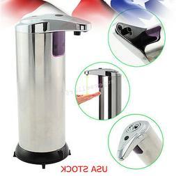 US!280ml Hands Free Automatic Touchless Bathroom IR Sensor