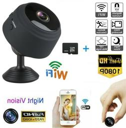 USA Mini Camera Wireless Wifi IP Home Security HD 1080P DVR