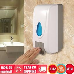 wall mount soap dispenser bathroom shower lotion