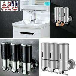 1500ml Wall Mount Soap Sanitizer Kitchen Bathroom Shower Sha