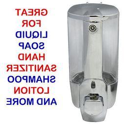 Wall Soap 350ml Bathroom Shower Shampoo Hand Anti-Septic Dis
