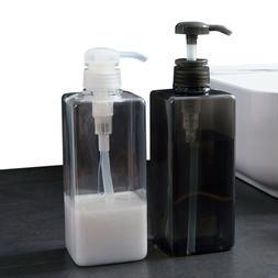 XZJJA 600ml Large Capacity Transparent Liquid <font><b>Soap<