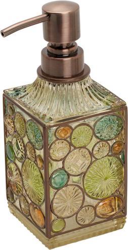 Zenna Home, India Ink Boddington Lotion or Soap Dispenser, B